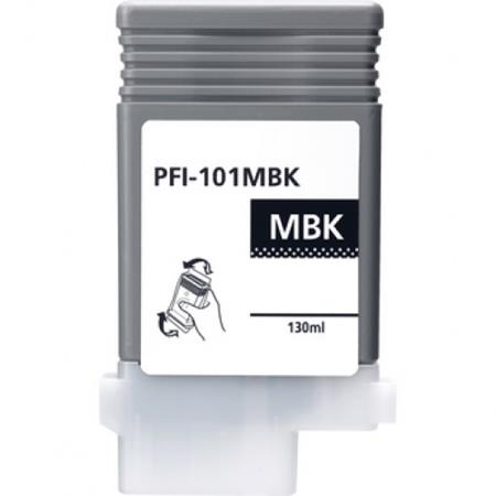 Canon PFI-101MBK Matte Black Remanufactured Ink Cartridge