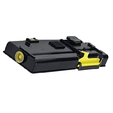 Dell RP5V1 Original Yellow Toner Cartridge (593-BBBO)