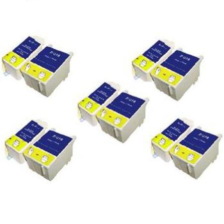 T017/T018 5 Full Sets Remanufactured Inks