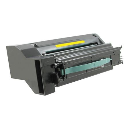 Compatible Yellow Lexmark C782X1YG Extra High Yield Toner Cartridge