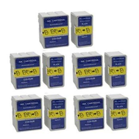 Clickinks T051/T052 5 Full Sets Remanufactured Inks