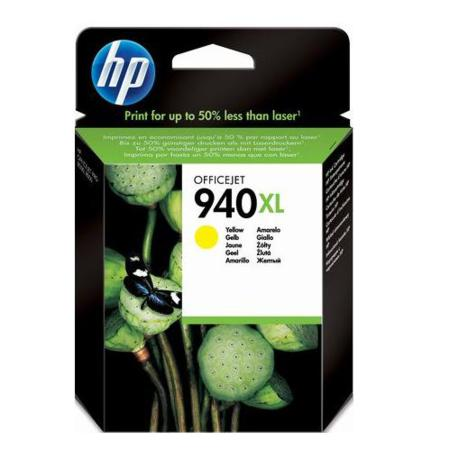HP 940XL Original Yellow Officejet Ink Cartridge