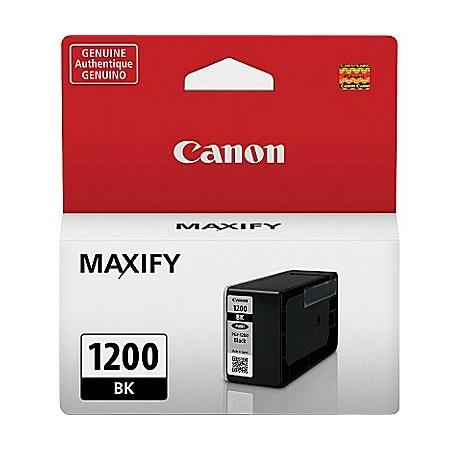 Canon PGI-1200 (9219B001) Black Original Standard Capacity Ink Cartridge