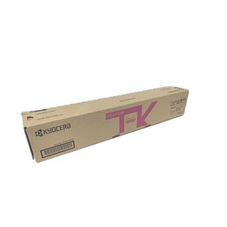 Kyocera TK-8117M Magenta Original Toner Cartridge