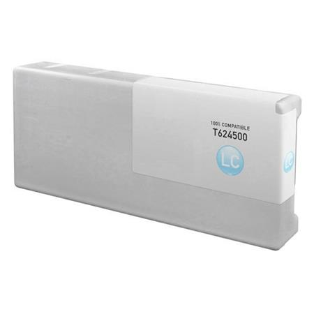 Compatible Light Cyan Epson T6245 Ink Cartridge (Replaces Epson T624500)