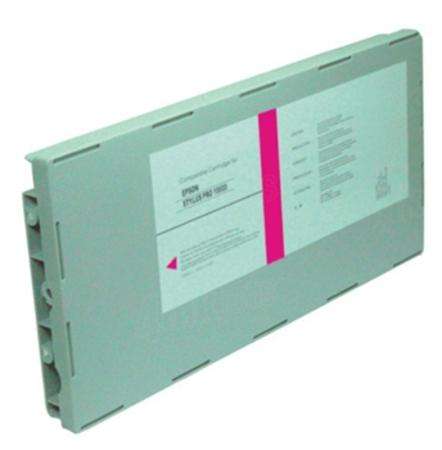 Epson T513011 (T513) Remanufactured Magenta Ink Cartridge