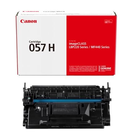 Canon 057H (3010C001) Black Original High Capacity Toner Cartridge