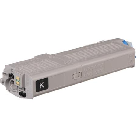 OKI 46490604 Black Original High Capacity Toner Cartridge