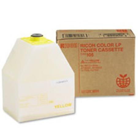 Ricoh 885373 Original Yellow Toner Cartridge