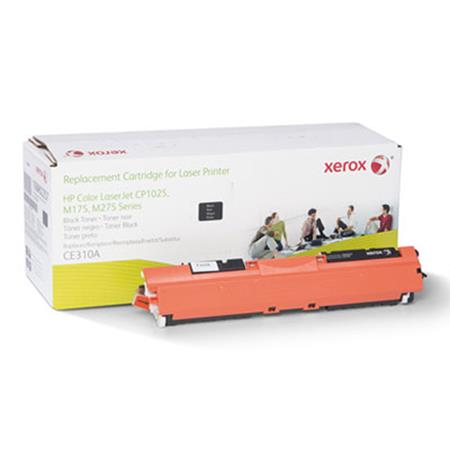 Xerox Premium Replacement Black Toner Cartridge for HP 126A (CE310A)