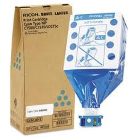 Ricoh 841289 Original Cyan Toner Cartridge
