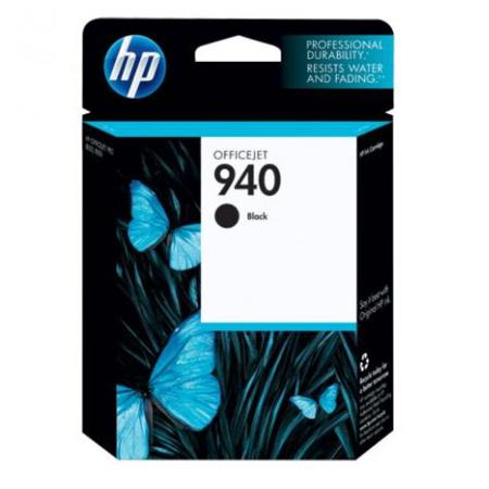 HP 940 Original Black Officejet Ink Cartridge