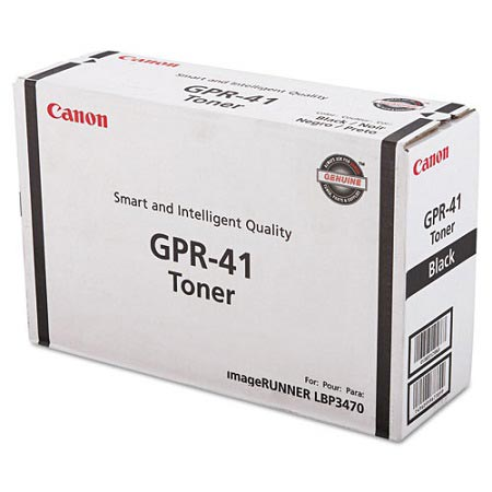 Canon GPR-41 Original Black Toner Cartridge (3480B005AA)