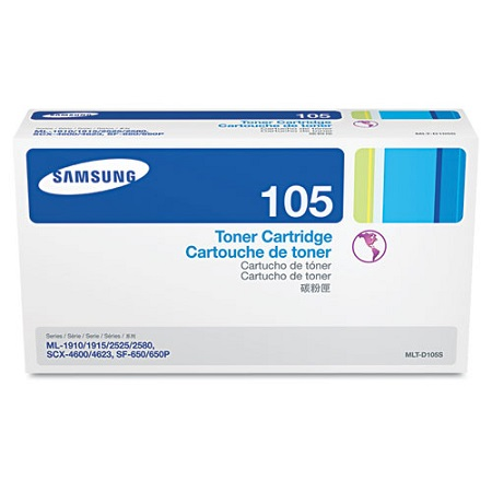 Samsung MLT-D105S Black Original Toner Cartridge