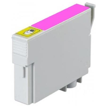 Compatible Light Magenta Epson T0496 Ink Cartridge (Replaces Epson T049620)