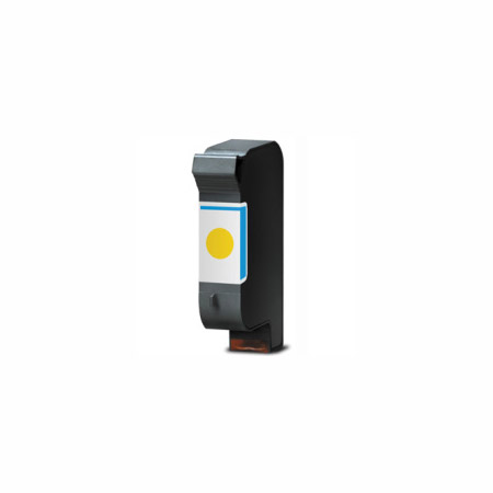 HP 40 Yellow Remanufactured Printer Ink Cartridge (51640Y)