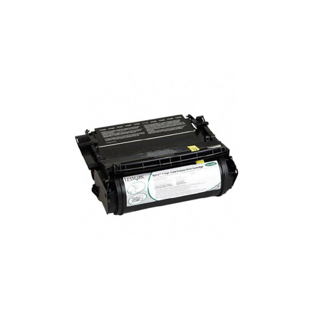Lexmark 12A6592 Original Black Return Program High Yield Laser Toner Cartridge