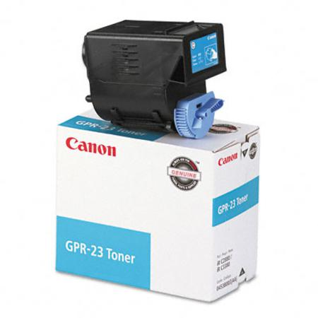 Canon GPR-23 Original Cyan Toner Cartridge (0453B003AA)