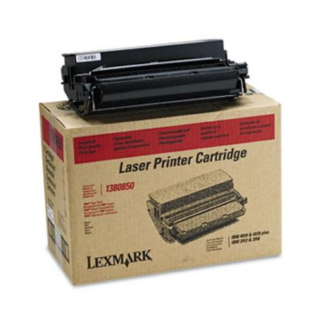 Lexmark 1380850 Original Black Standard Toner Cartridge
