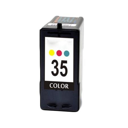 Lexmark No. 35 (18C0035) Color Remanufactured High Yield Inkjet Print Cartridge