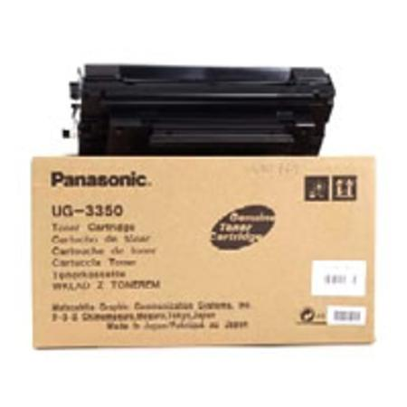 Panasonic UG3350 Black Original Toner Cartridge