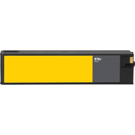 HP 976Y (L0R07A) Yellow Remanufactured Extra High Capacity Ink Cartridge