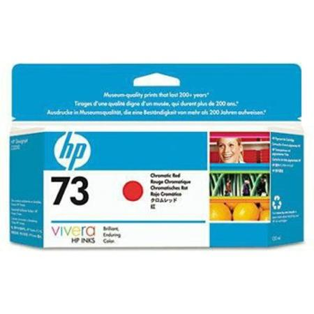 HP 73 Chromatic Red Original Ink Cartridge