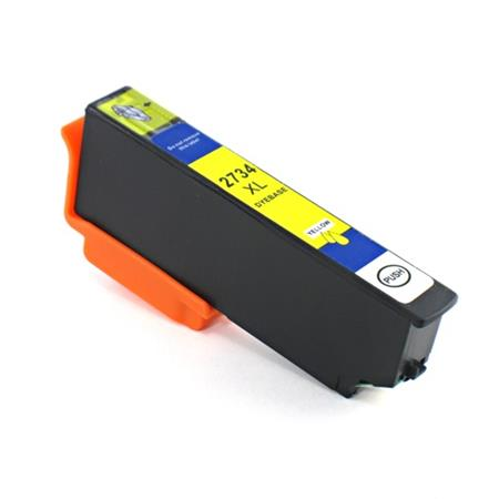 Epson 273XL (T273XL420) Yellow Remanufactured High Capacity Ink Cartridge