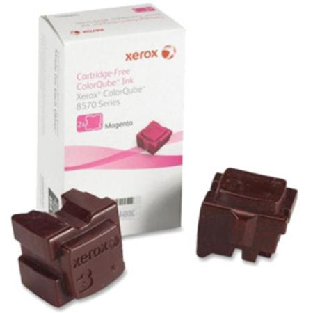 Xerox 108R00927 Magenta Original Solid Ink Cartridge 2 pack