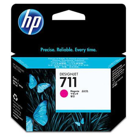 HP 711 Magenta Original Ink Cartridge (29ml)