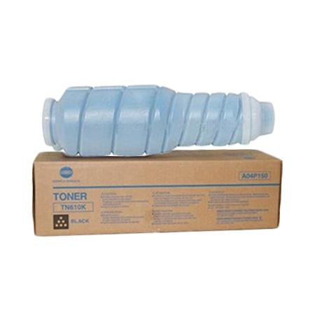 Konica Minolta TN-610C Cyan Original Toner Cartridge (A04P431)