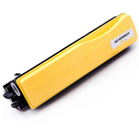 Kyocera TK-562Y Remanufactured Yellow Toner Cartridge
