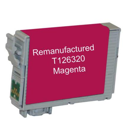 Epson 126 Magenta Remanufactured High Capacity Ink Cartridge