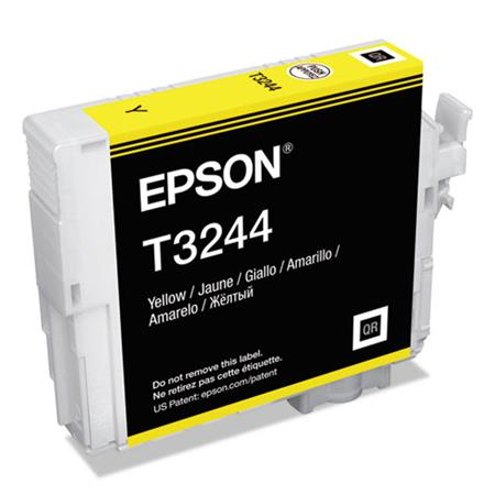 Epson 324 (T324420) Yellow Original UltraChrome HG2 Ink Cartridge