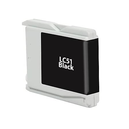 Compatible Black Brother LC51BK Ink Cartridge
