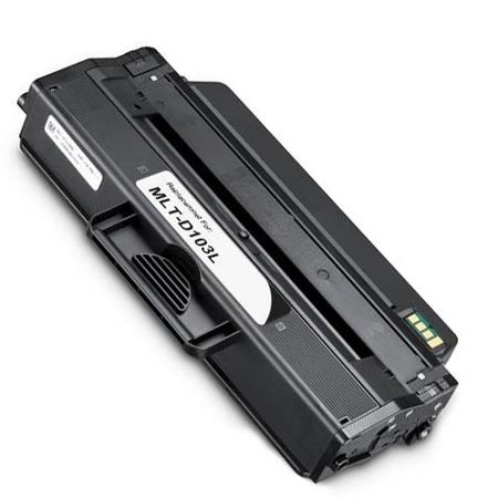 Samsung MLT-D103L Black Remanufactured High Capacity Toner Cartridge