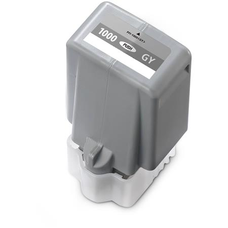 Compatible Grey Canon PFI-1000GY Ink Cartridge (Replaces Canon 0552C001)