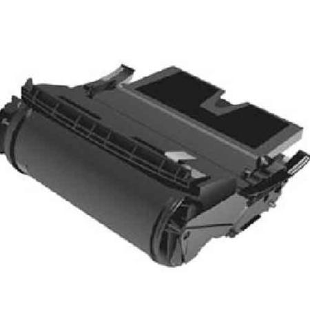 Lexmark 12A6735 Remanufactured Black 7.5K High Yield Toner