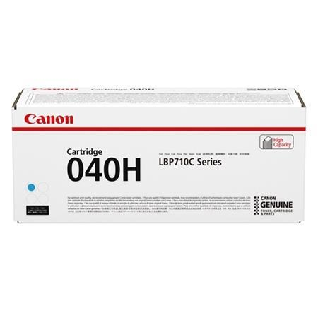 Canon 040HC Cyan Original High Capacity Toner Cartridge (0459C001AA)