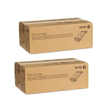 Xerox 006R01261 Black Original Toner Cartridges Twin Pack