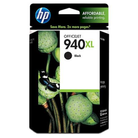 HP 940XL Original Black Officejet Ink Cartridge