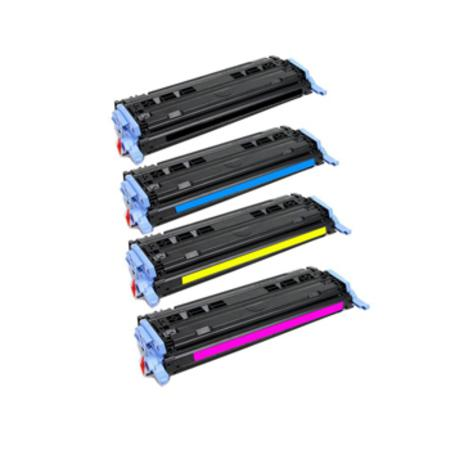 Q6000A/03A Full Set Remanufactured Toner Cartridges