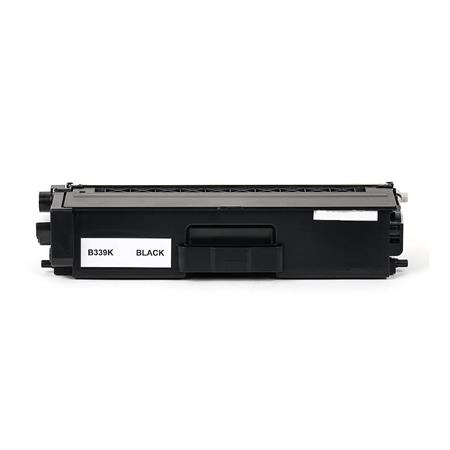Brother TN339BK Black Remanufactured Extra High Capacity Toner Cartridge