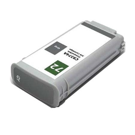 Compatible Grey HP 72 High Yield Ink Cartridge (Replaces HP C9374A) (130ml)