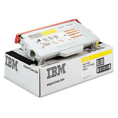 IBM 75P5429 Yellow Original High Yield  Laser Toner Cartridge