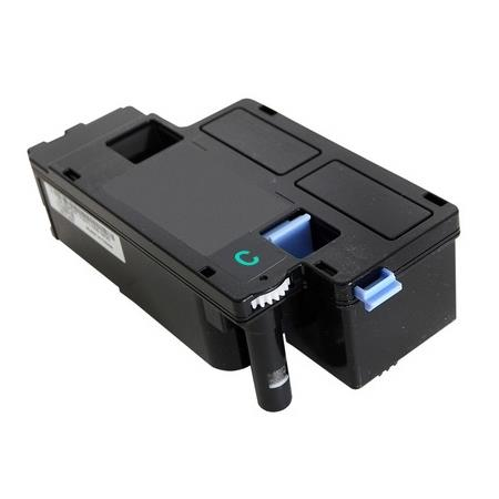 Compatible Cyan Dell H5WFX High Capacity Toner Cartridge (Replaces Dell 593-BBJU)