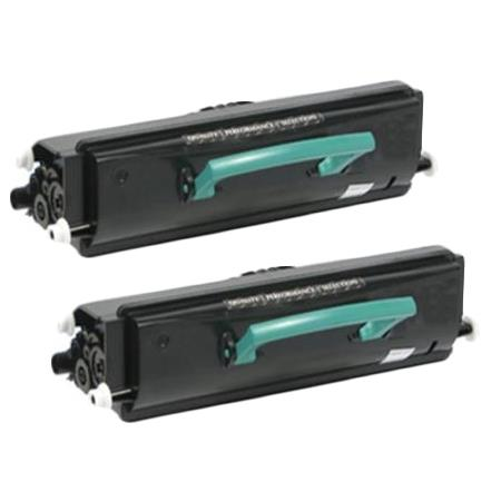 Compatible Twin Pack Black Dell 310-7025 Toner Cartridges