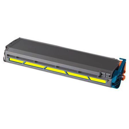 Compatible Yellow Oki 41963601 Toner Cartridge