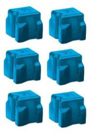 Xerox 108R00950 Cyan Compatible Solid Ink Cartridge 6 pack