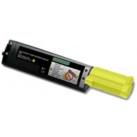 Epson S050187 Remanufactured High Capacity Yellow Laser Toner Cartridge